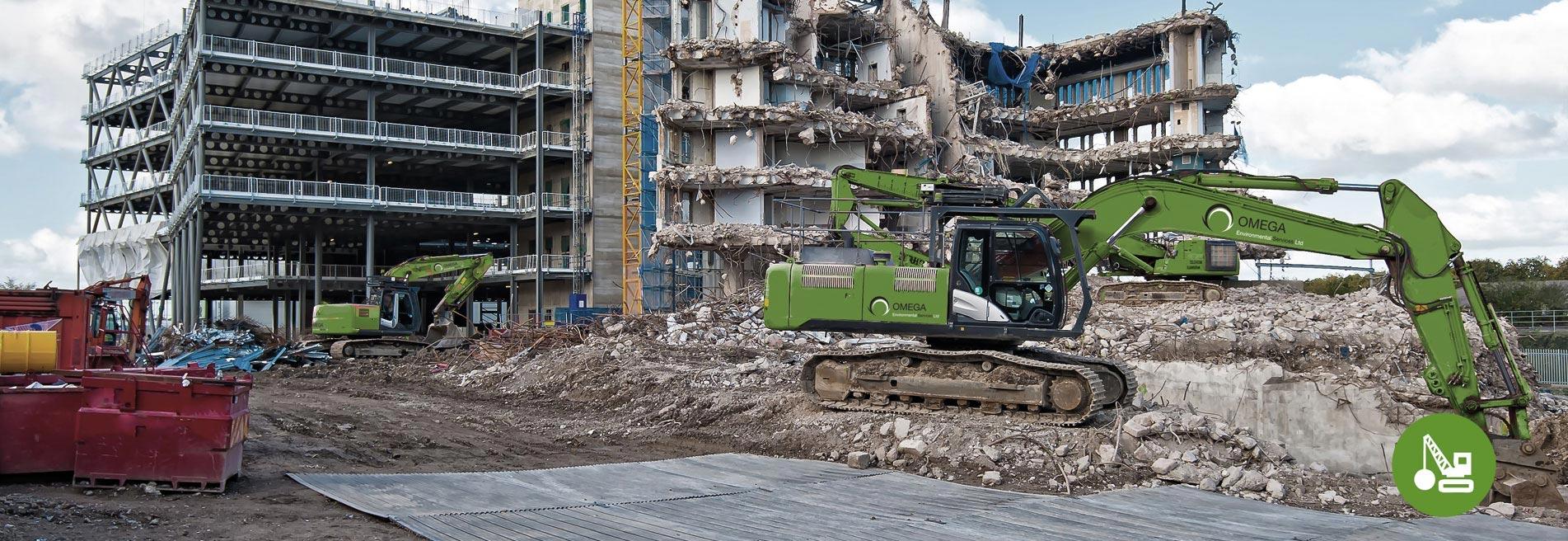 Demolition & Soft Strip
